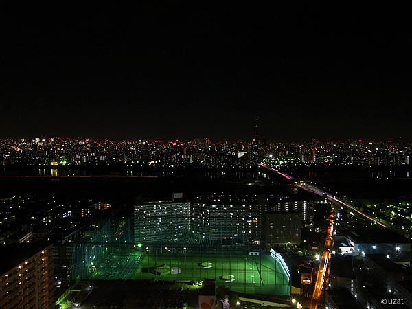 江戸川区夜景