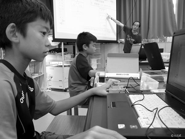 ロボット工作教室