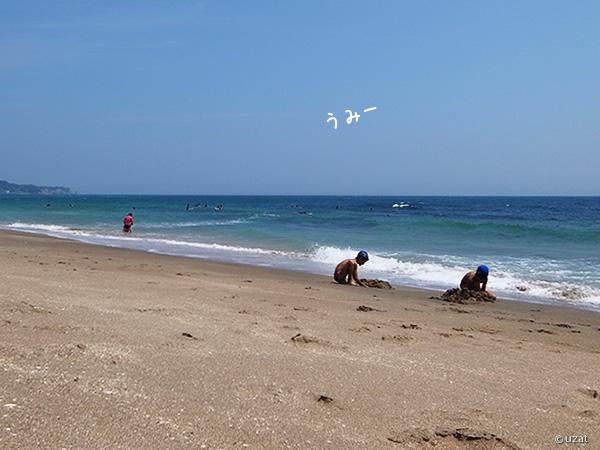 勝浦海水浴