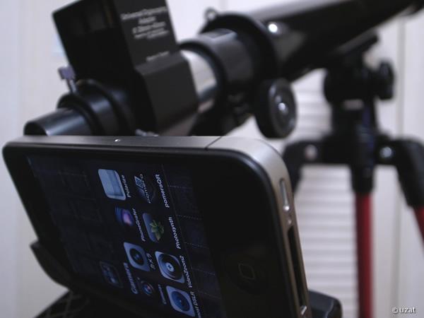 ラプトル60+iPhone4S