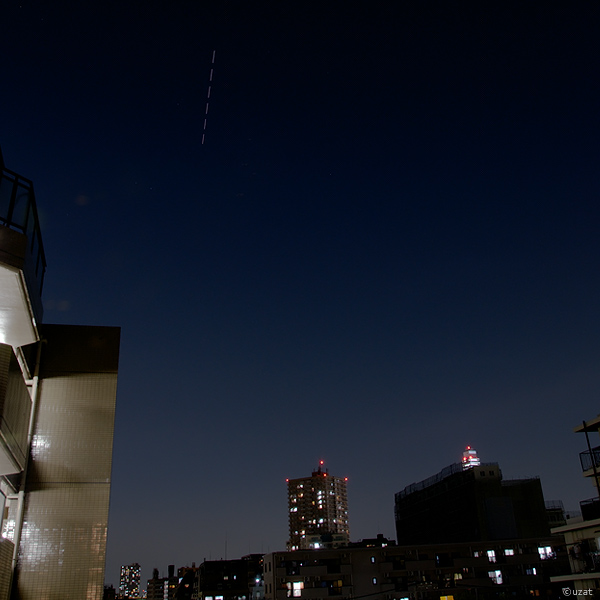 ISS 人工衛星