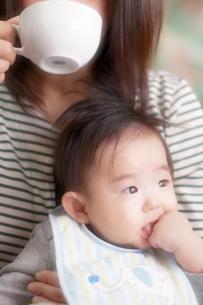 赤ちゃん一眼レフ
