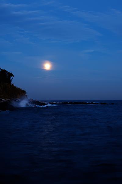 大潮 満月